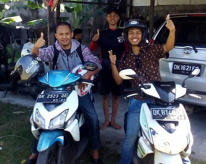 5 Aktivitas yang Bisa Dilakukan Dengan Rental Motor di Bali