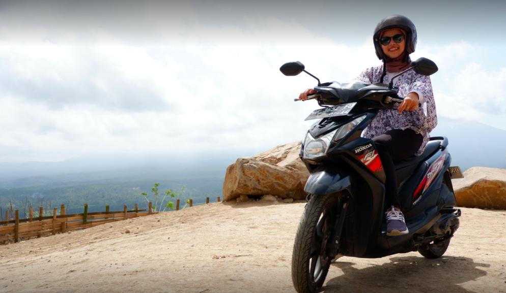 Trip Murah dengan Sepeda Motor di Bali