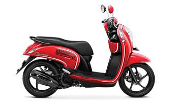 Sewa motor honda Scoopy di Bali